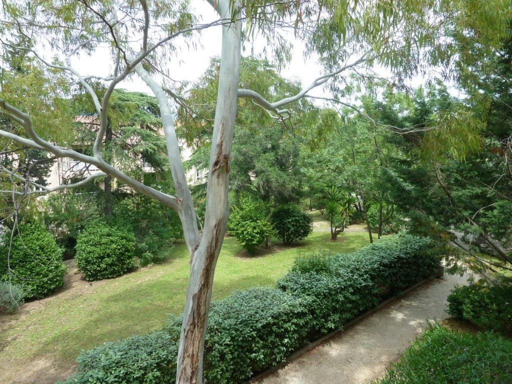 Vente m1038 toulon cap brun appartement t2 avec jardin for Jardin appartement